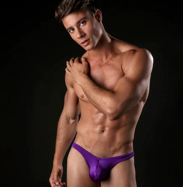 pouch enhancing underwear