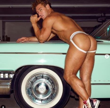 Men's sexy jockstrap underwear