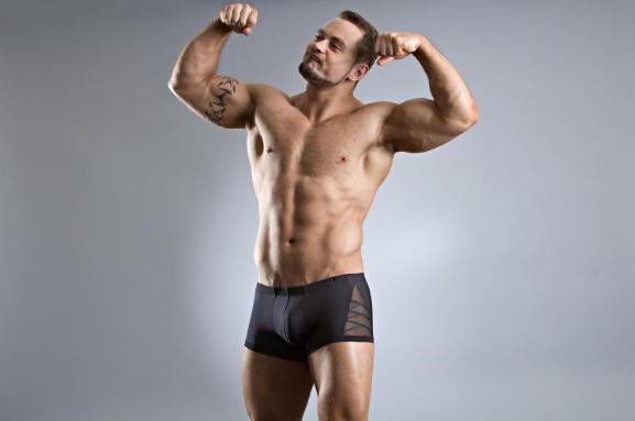 Hot mens underwear style