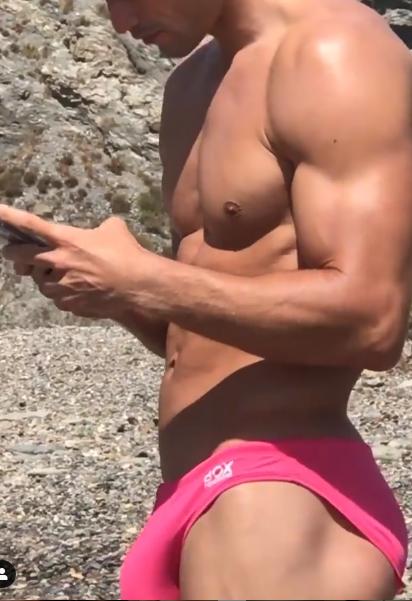 Mens Underwear Models