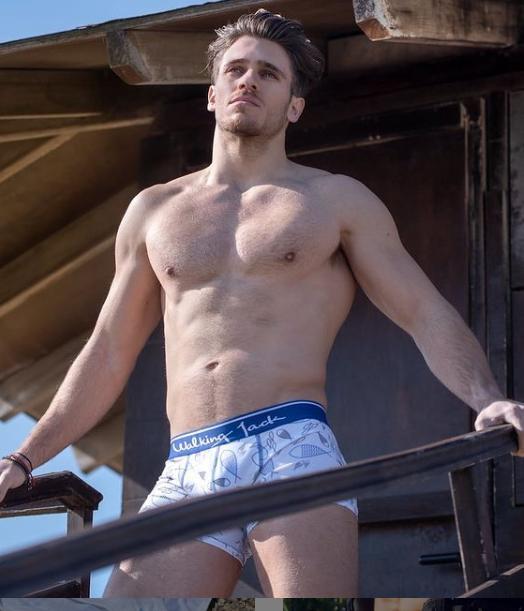 Hot Model Andreas Petsides