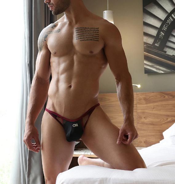 Men's G-string underwear